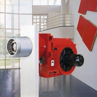 Burners sizes 1 - 11 (90 – 5,240 kW)