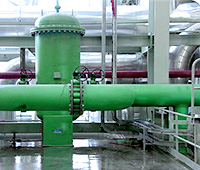 Degasification systems